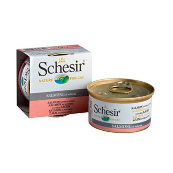 Schesir Adult Cat al Naturale 24 Lattine da 85 gr Foto