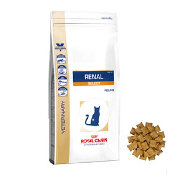 royal canin renal gatto  Royal Canin Veterinary Diet Renal Select per Gatti -